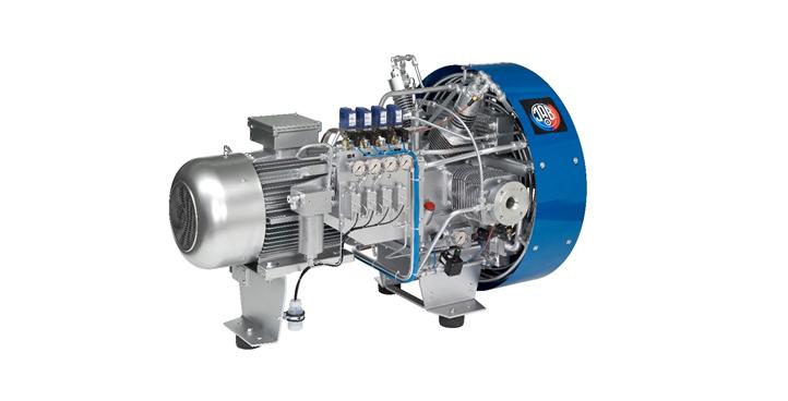 Дожимные компрессоры (бустеры) для сжатия природного газа