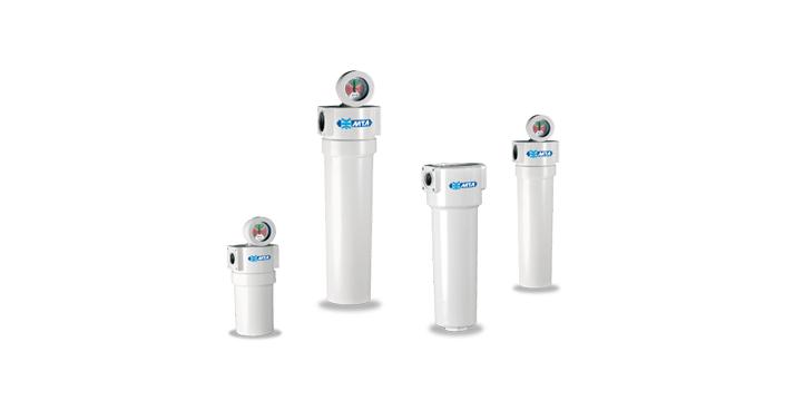 Фильтры для очистки сжатого воздуха и других газов
