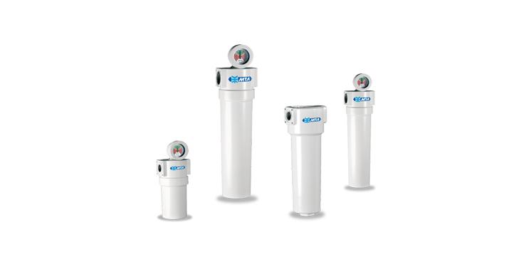 Магистральные фильтры PureTec HEF 1-28 м3/мин