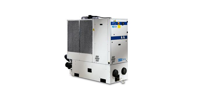 Высокого давления HP Dry 0,7-122 м3/мин