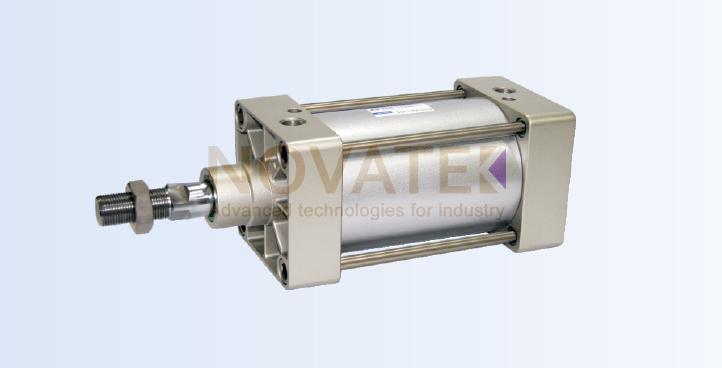 Стандартный цилиндр больших диаметров (ISO стандарт) SGC серия