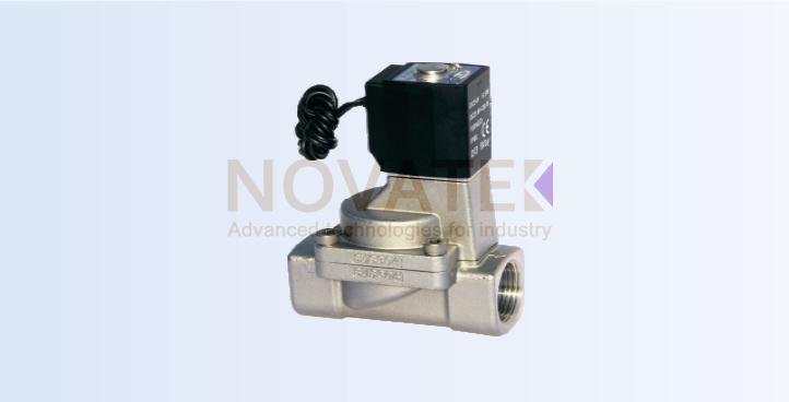 Соленоидный клапан 2KL серия_ Тype 2
