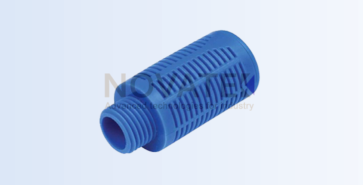 Пластиковые динамические глушители X-PSL серия