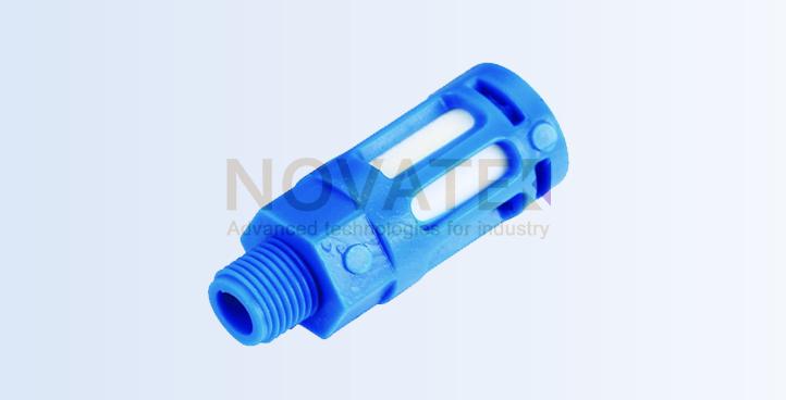 Пластиковые глушители X-PSU серия
