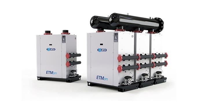 ETM DM 30-540 м3/мин
