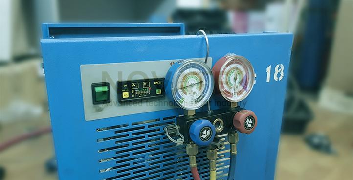 Ремонт и обслуживание холодильных осушителей
