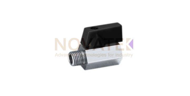 Запорный ручной клапан 9120-F cерия