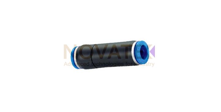 Обратный клапан с быстроразъемными цангами CVPU cерия