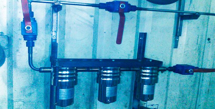 Системы подготовки сжатого воздуха и газов